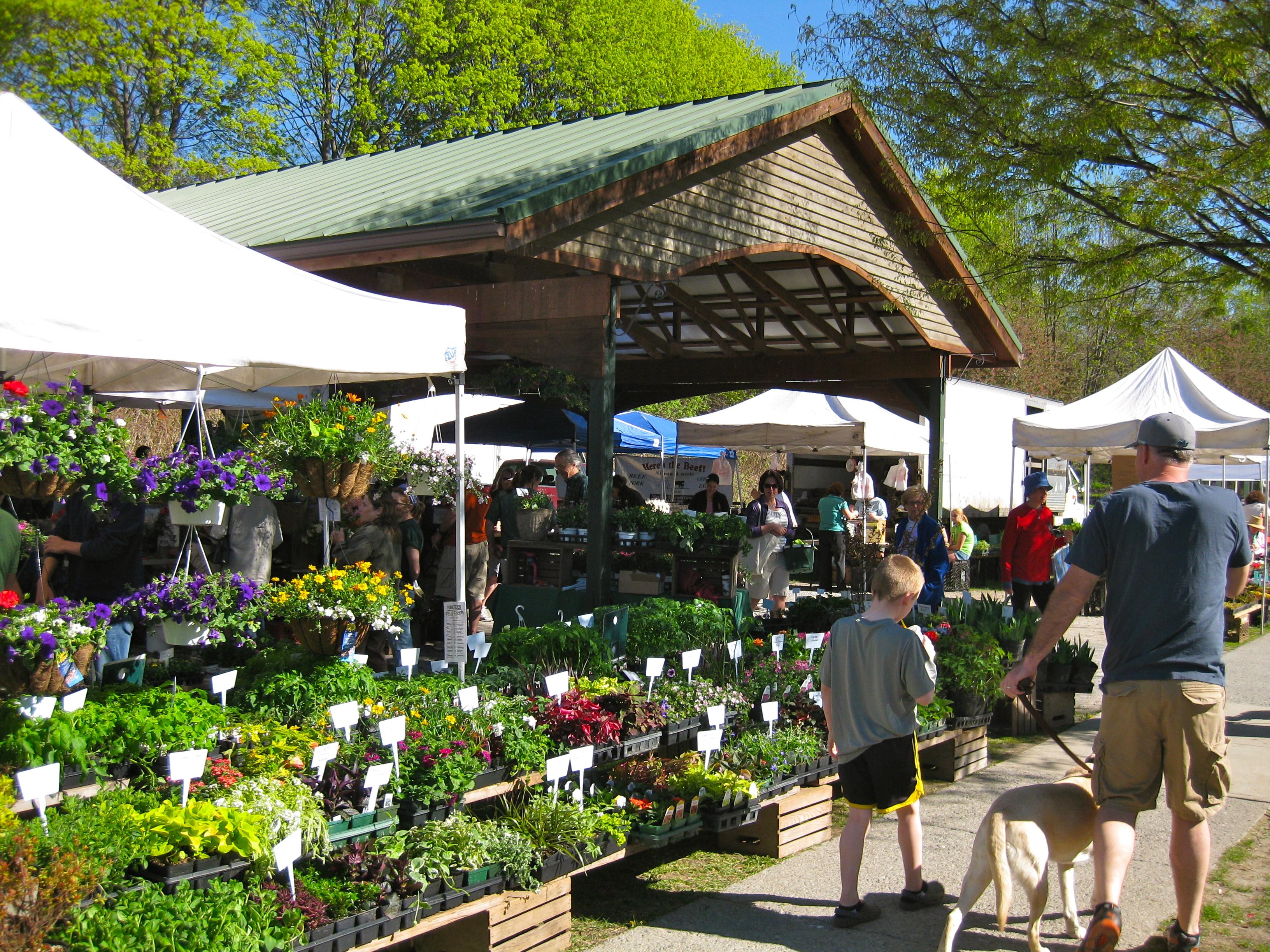 Saratoga Farmers' Market